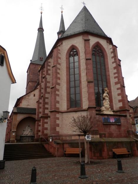 St. Ulrich, Deidesheim