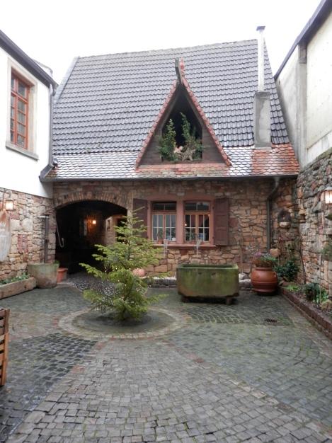 Weinstube in Deidesheim
