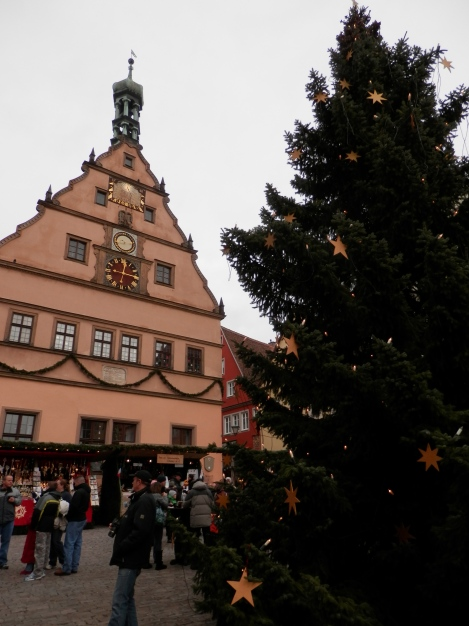 Rotheburg Christmas market