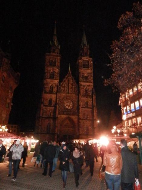 St. Lorenz (St. Lawrence's Church)  Nürnberg