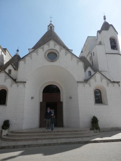 La Chiesa a Trullo